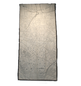 featured -Delhi Map Quilt