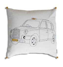 featured -london taxi