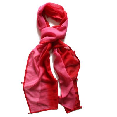 Primrose wool scarf