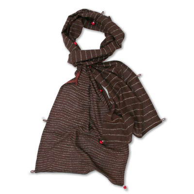 Islington- Luxury Fine Wool Scarf