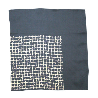Pocket Squares - Midnight Blue