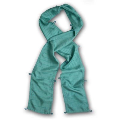 Sonnet silk scarf narrow
