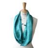 Sonnet silk scarf narrow