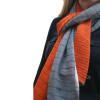 Chelsea fine wool scarf – wide