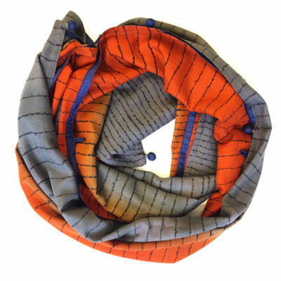 Shoreditch Fine Wool Scarf