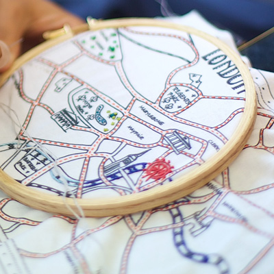 London Map Workshop