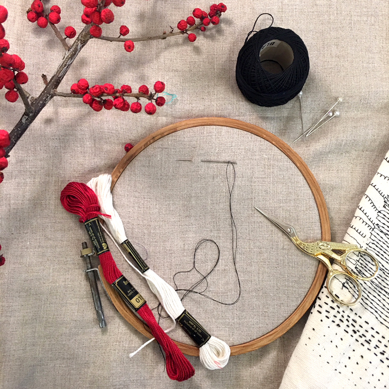 Creative Embroidery Module 1 Day Course 19 September 10